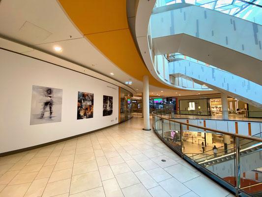 Skyline Space of Contemporary Art, Artist: Deniz Alt, Quelle ECE Marketplaces