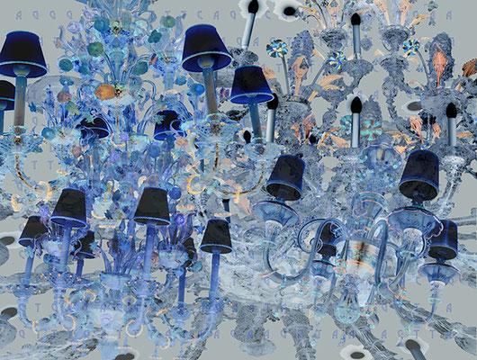 KC Kevin Clarke, Castellani, digital print, 2018. 83 x 111 cm, Editon 5