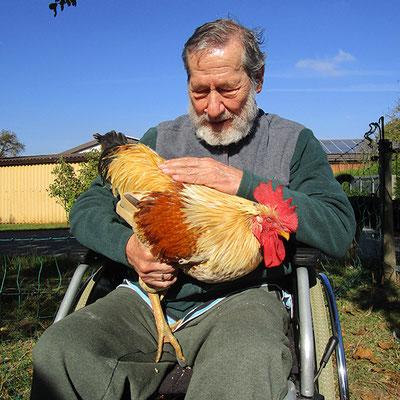 Tiergestützte Intervention mit Menschen mit Demenz