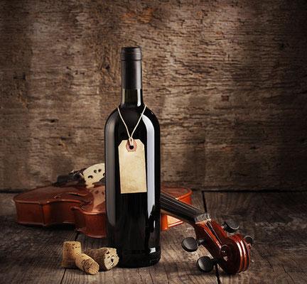VinoPaolo, individuelle Weinetiketten