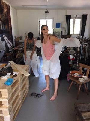sportART ineichen im atelier drachenperle