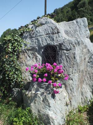 Station dédiée à Marie