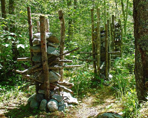 Grindelwald 2004 - Grind u Wald - Ulla & Rolf Klaeger