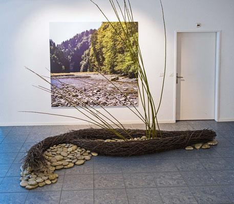 Galerie proiectum Köniz 2017 - Faszination Sense - Ulla & Rolf Klaeger
