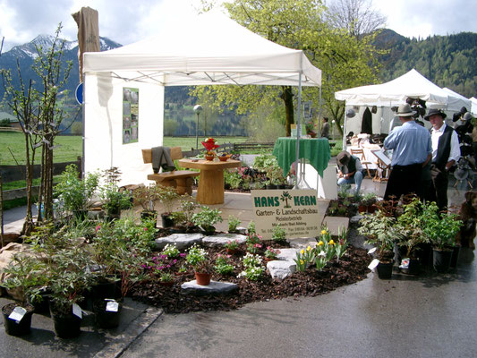 Frühlingsmarkt Schliersee 2004