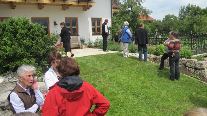 2013 Tag der offenen Gartentür in Heinrichsdorf