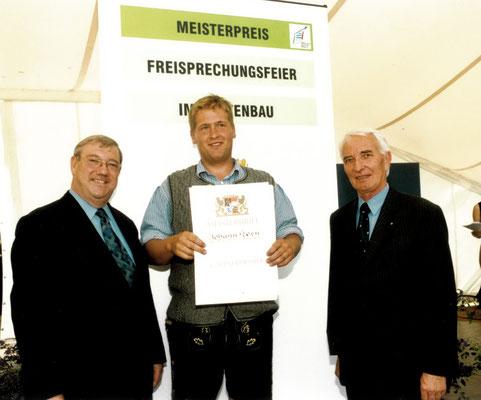 Freisprechungsfeier 2002 in Kronach