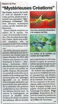 Le Petit journal du 29 04 15