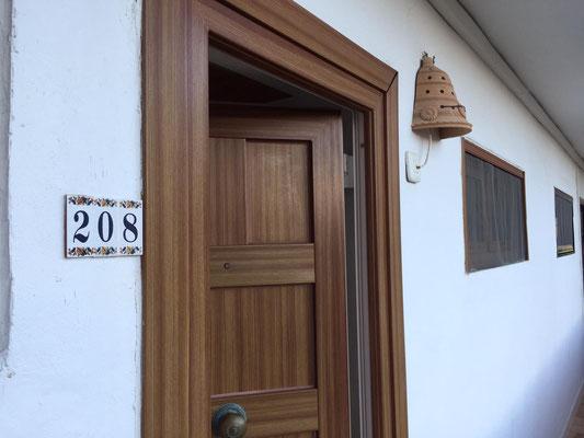 Willkommen in Apartment Nr. 208!