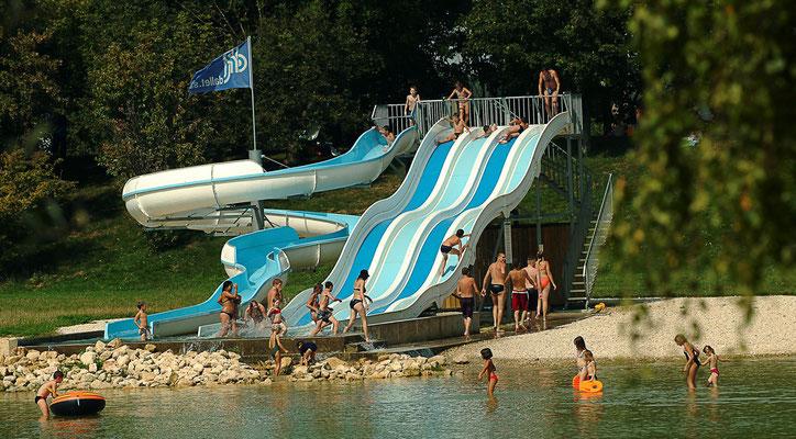 Base de loisirs du Colvert - Côtes de Meuse