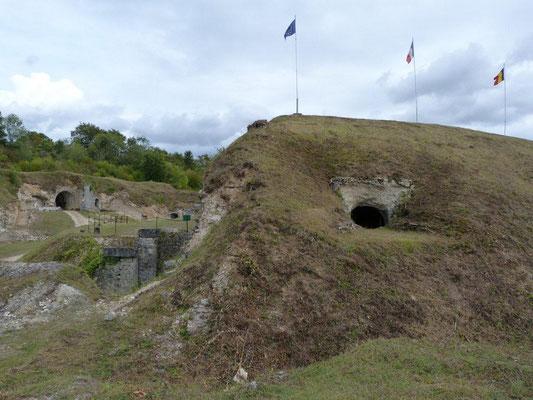 Fort de Troyon - Meuse