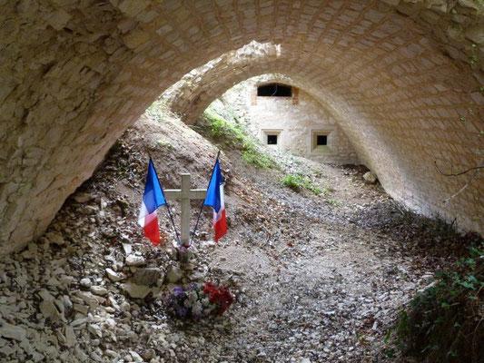 Fort de Troyon - Côtes de Meuse - Hannonville - Verdun