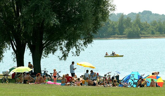 Lac de Madine - Côtes de Meuse
