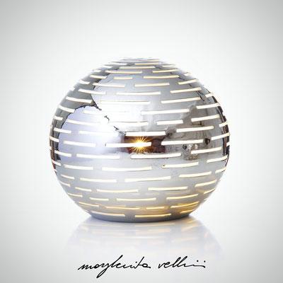 ORIZZONTALI Lampada da tavolo e da terra   - Margherita Vellini  - Lampade in ceramica  - Home Lighting Design