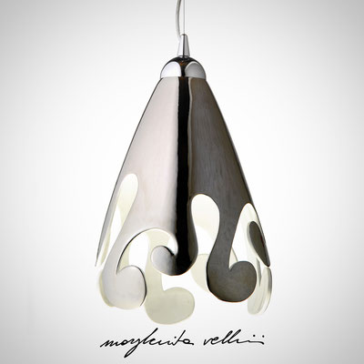 Pendant lamp BAROCCO Margherita Vellini - Ceramic Lamps -  Home Lighting Design - Made in Italy