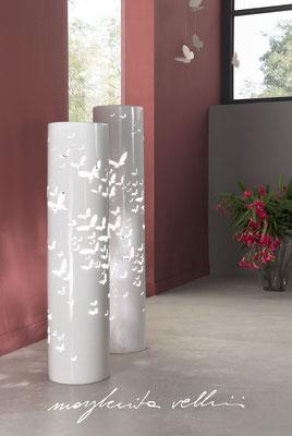 FARFALLE Lampada da tavolo e da terra   - Margherita Vellini  - Lampade in ceramica  - Home Lighting Design