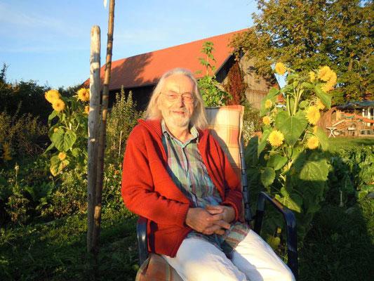 Alexander Franziskus Nabben, Vereinsgründer und vegan aktiv seit 1982
