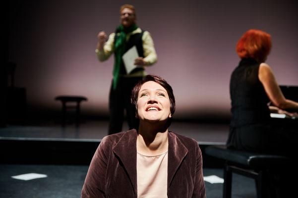 """Liederabend """"Könnt ich dich in Liedern preisen"""" (mit Merlin Wagner, Bad. Staatstheater, Oktober 2019, @Arno Kohlem)"""