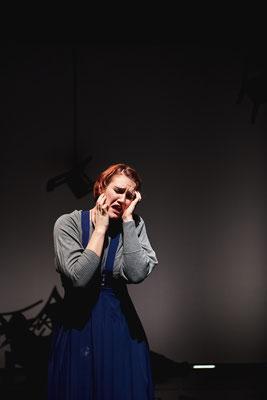 """Liederabend """"Weisen von Liebe und Tod"""" (Bad. Staatstheater Karlsruhe, Februar 2019, @Arno Kohlem)"""