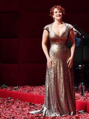 Sharon Graham (McNally: Meisterklasse, Badisches Staatstheater Karlsruhe, Oktober 2017)