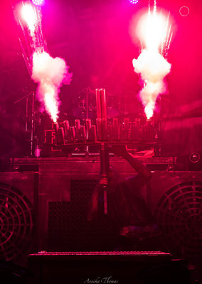 3,2,1 Schuss!, Bühnenshow Feuerengel
