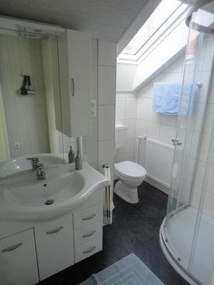 STUDIO - WC, Dusche