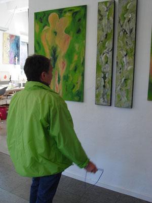 Im Atelier 2neun2
