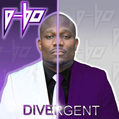 D-Bo Divergent Album Cover