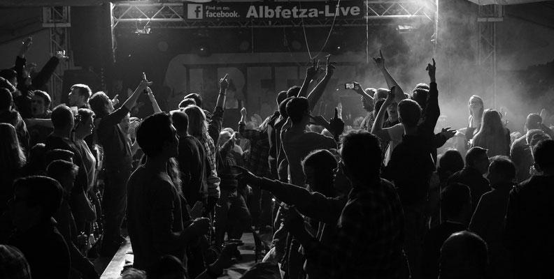 Partyband Albfetza