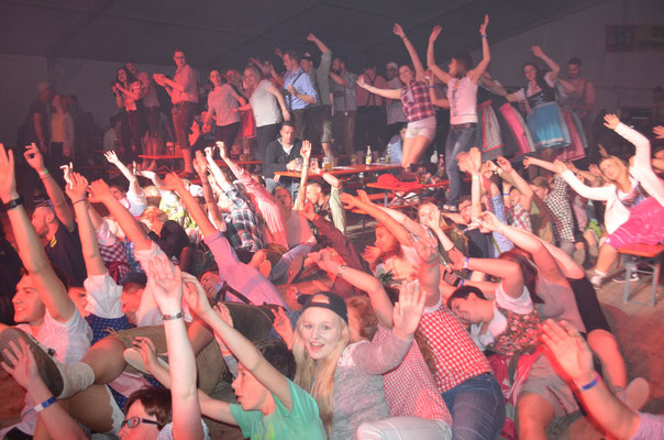 Albfetza Europas beste Oktoberfest und Partyband