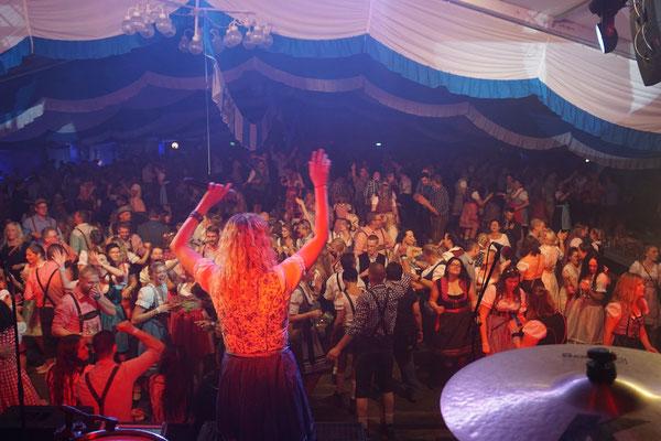 Albfetza live Oktoberfest Papenburg