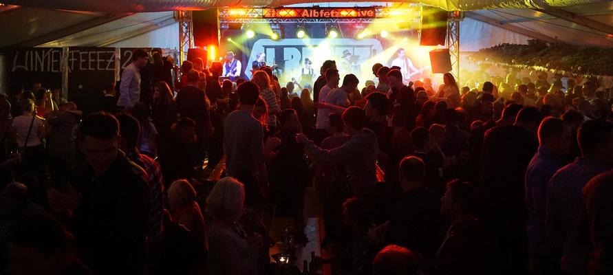 Albfetza Europas Partyband Göppingen