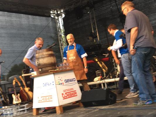 ALBFETZA Oktoberfest Partyband live - Nürtingen Neckarfest I Stadtfest