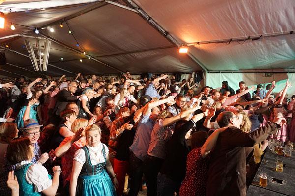 Albfetza Partyband Tanz in den Mai - Hörvelsingen