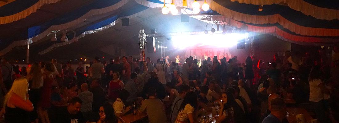 Albfetza Europas Oktoberfest Partyband I Sommerfest