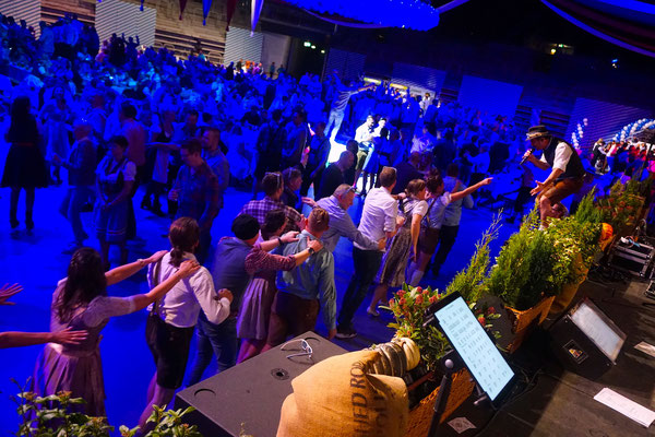 Albfetza live Oktoberfest Partyband Düsseldorf ISS Dome