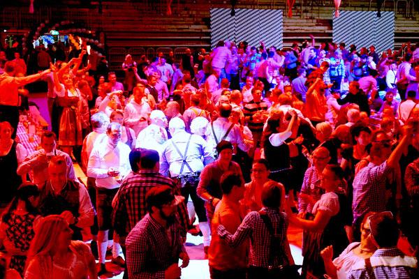 ALBFETZA Europas Partyband für Oktoberfest, Frühlingsfeste, Zeltfeste, Stadtfeste