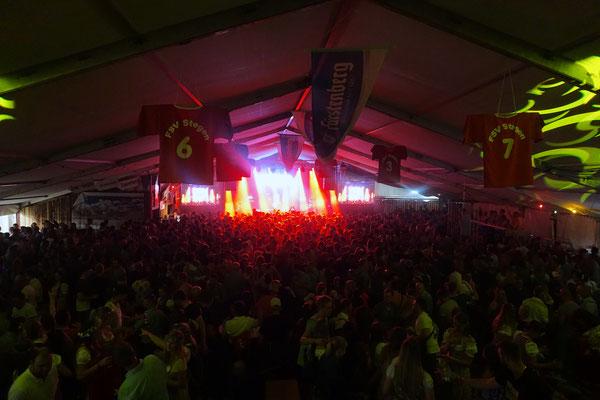 Albfetza Partyband Pfingstfest Stegen