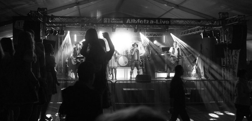 www.albfetza.de Europas Oktoberfest Party Band