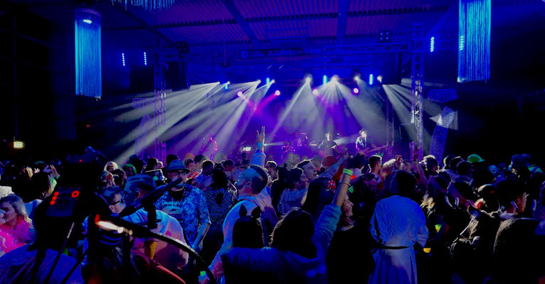 partyband königsbronn Fasching