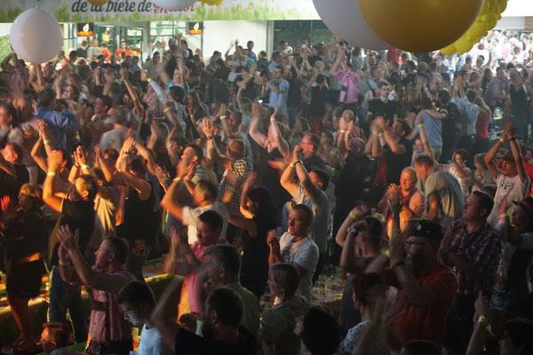 www.albfetza.de Europas Oktoberfest Partyband s´Meteor Bierfescht Hochfelden
