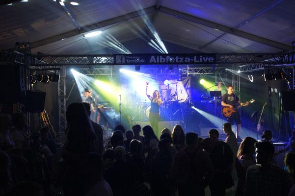 Oktoberfest Partyband Albfetza