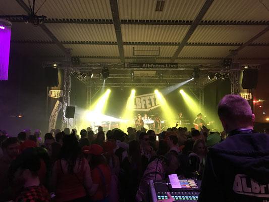Albfetza Europas Oktoberfest Partyband