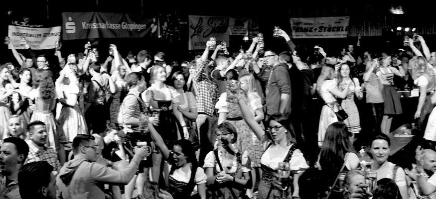Albfetza Europas Partyband Hattenhofen Frühlingsfest