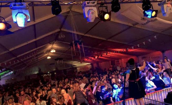 ALBFETZA Kirmes Partyband Oktoberfestband I Frühlingsfestband