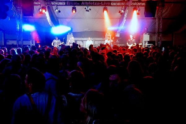Albfetza Europas Oktoberfest Partyband / Frühlingsfest Düsseldorf