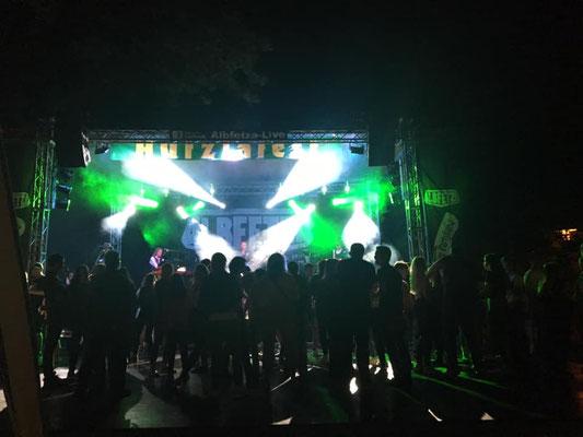 Albfetza Deine Partyband live - Dorffest I Stadtfest I Neenstetten
