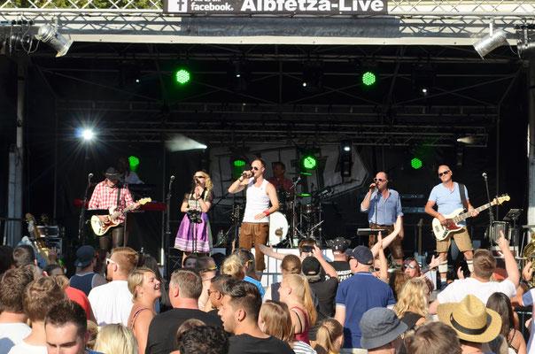 ALBFETZA Europa beste Oktoberfest Partyband
