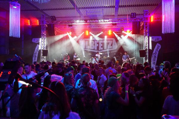 www.albfetza.de Fasching Fasnet Partyband
