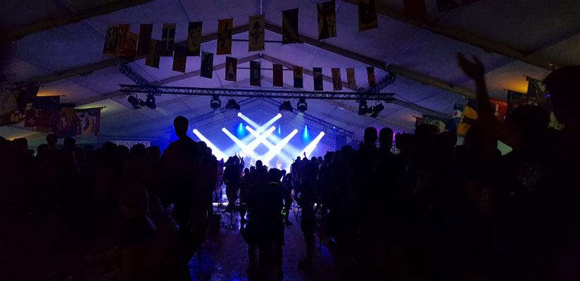 Albfetza Partyband Turnfest Obfelden